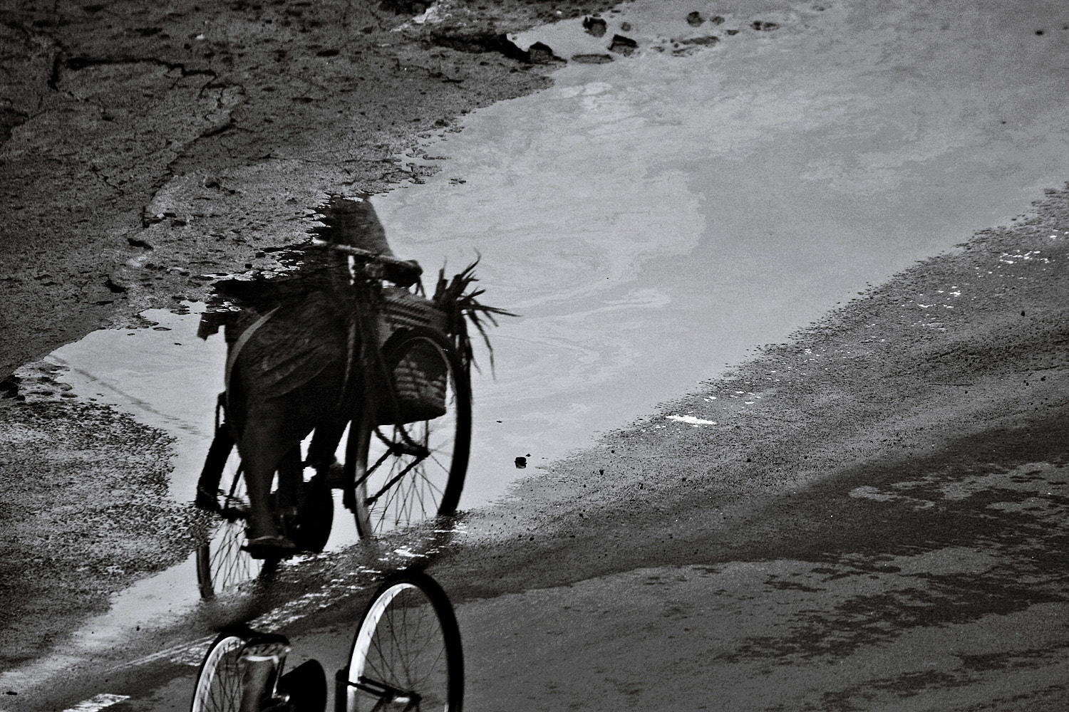 Photograph Cycling Home by Agus Nonot Supriyanto on 500px