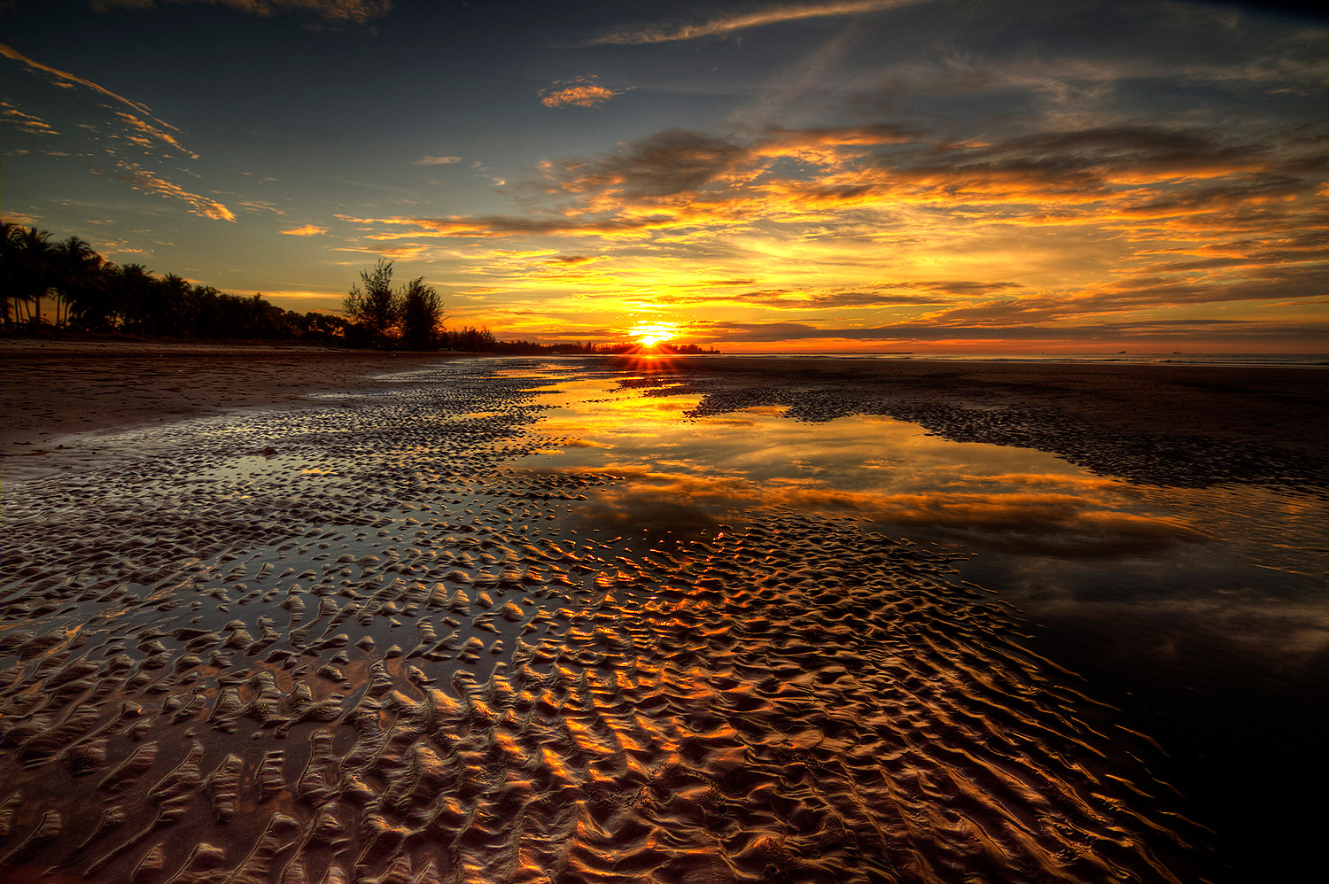 Photograph Sunset.. by  Jalearn on 500px