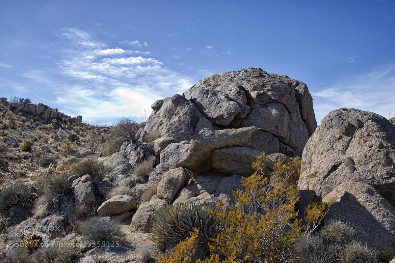Photograph Desert Colours by Alan du Heaume on 500px