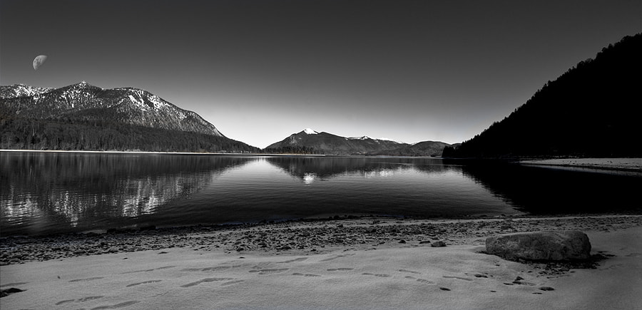 Photograph Walchensee by pixeldreamer  on 500px