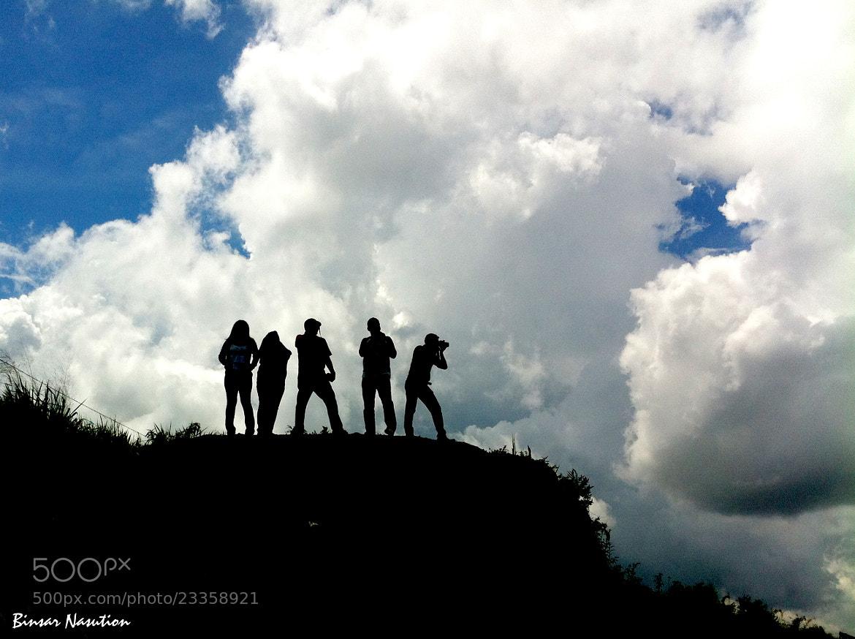 Photograph Reaching the Sky by Binsar Nasution on 500px