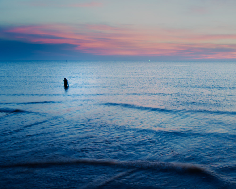 Photograph Lone Fisherman by Ian Cook on 500px