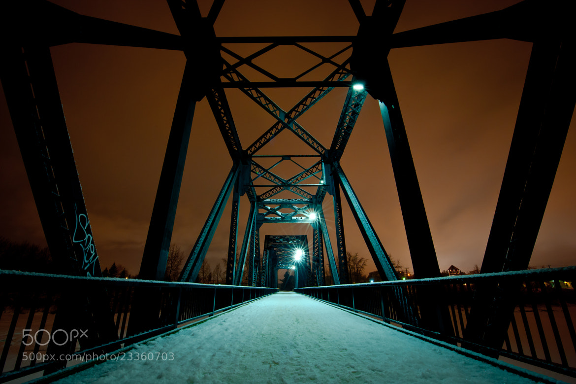 Photograph The Bridge by Kevin Rische on 500px