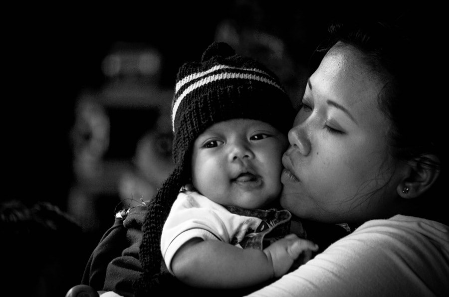 Photograph Love My Baby by harblue pratama on 500px