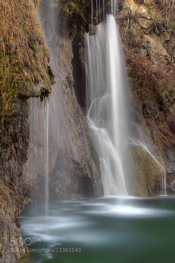 Photograph Plitvice lakes waterfall by Tomislav Gašparović on 500px