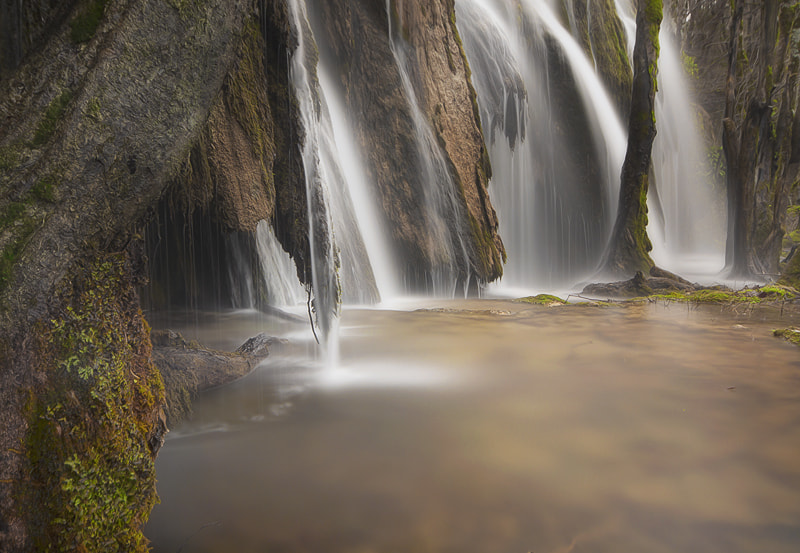 Photograph Plitvice waterfalls by Ivan Prebeg on 500px