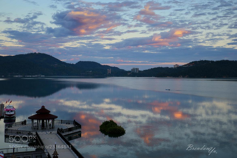 Photograph Taiwan -Sun Moon Lake Sunrise by Brendan Yu on 500px