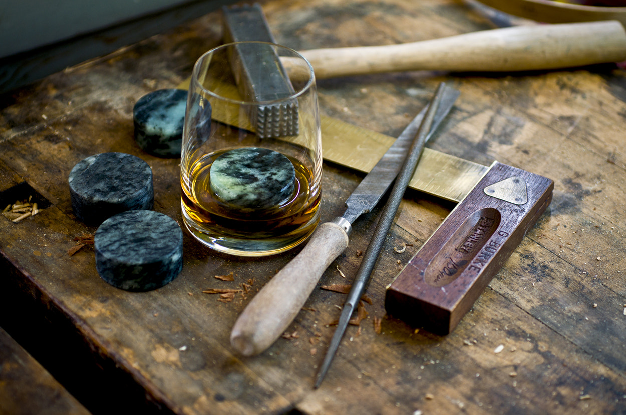 Photograph Whiskey Disks  by Stephen Rovetti on 500px