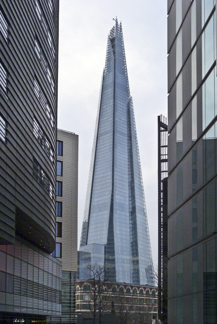 Photograph The Shard, London by Ray Jones on 500px