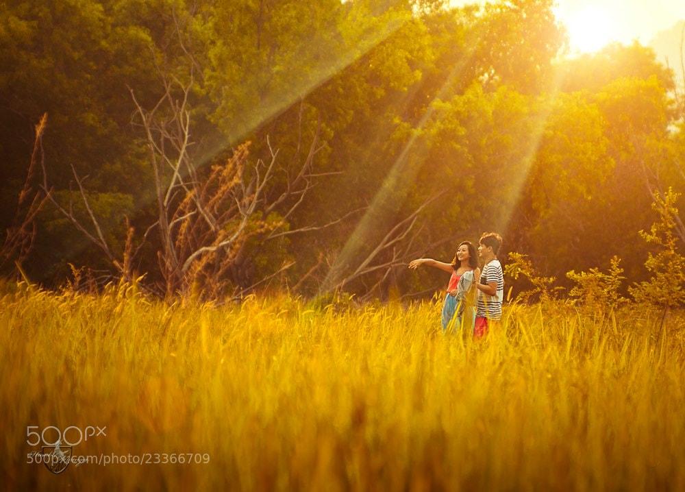 Photograph Love Story by Taha Khusaimi on 500px