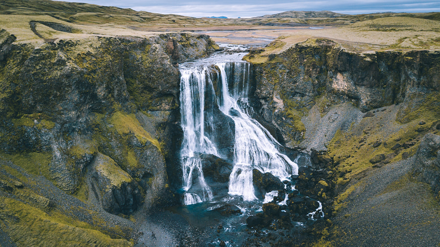 What's you favorite waterfall in Iceland? by Johannes Hulsch on 500px.com
