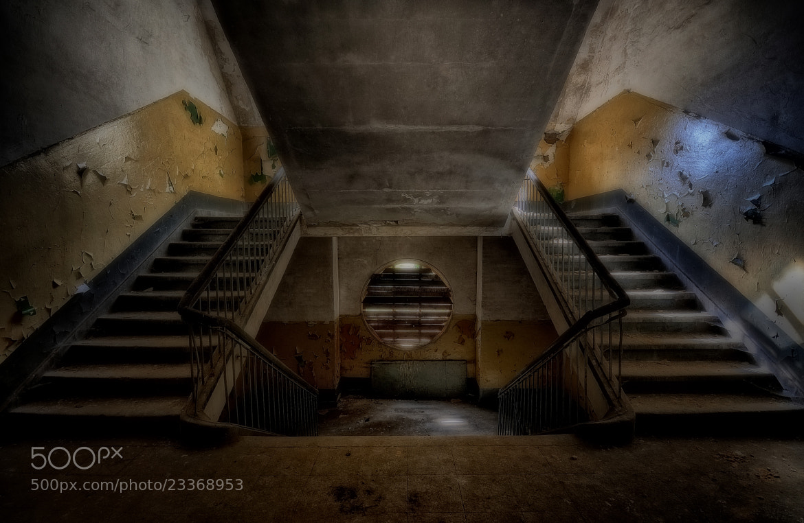Photograph Fliegerschule by Vetbonkie on 500px