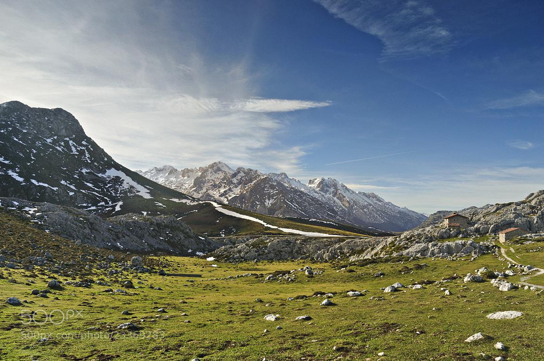 Photograph Majada de la Hoya del Tejo by Saghani  on 500px