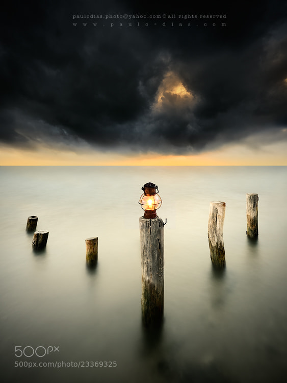 Photograph The Last Lighthouse... by Paulo Dias on 500px