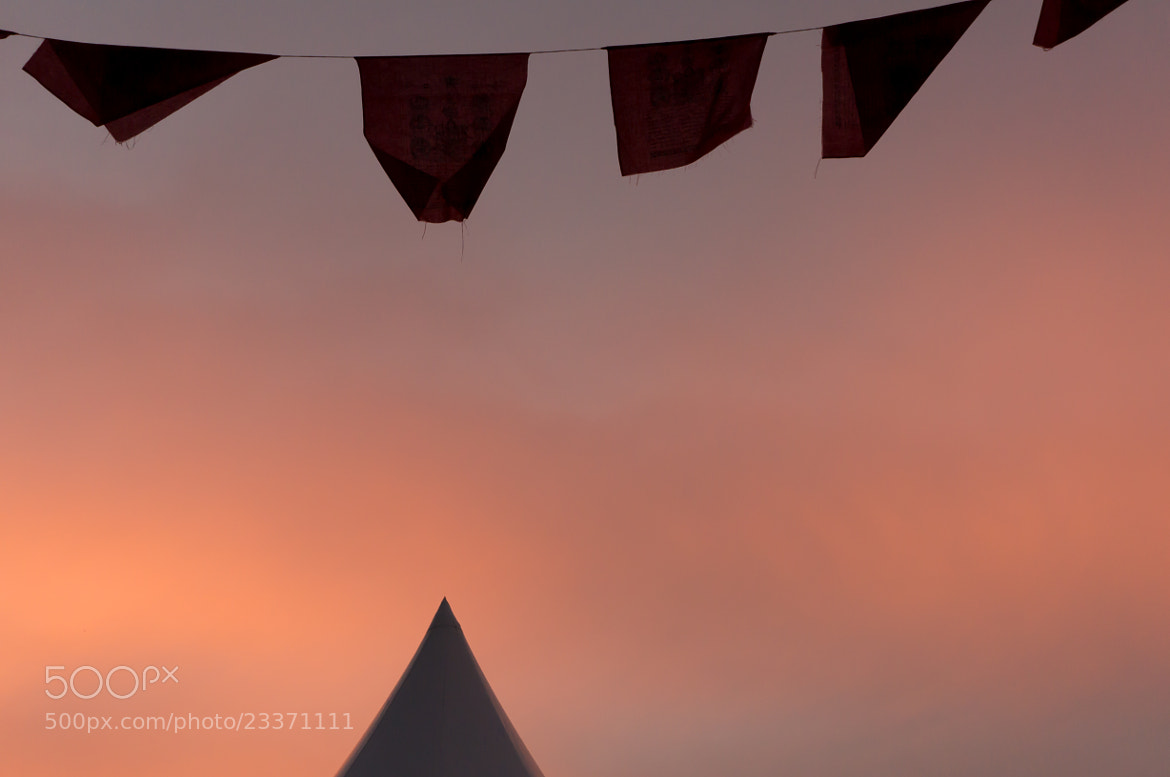 Photograph tent top by Kimberly Poppe on 500px