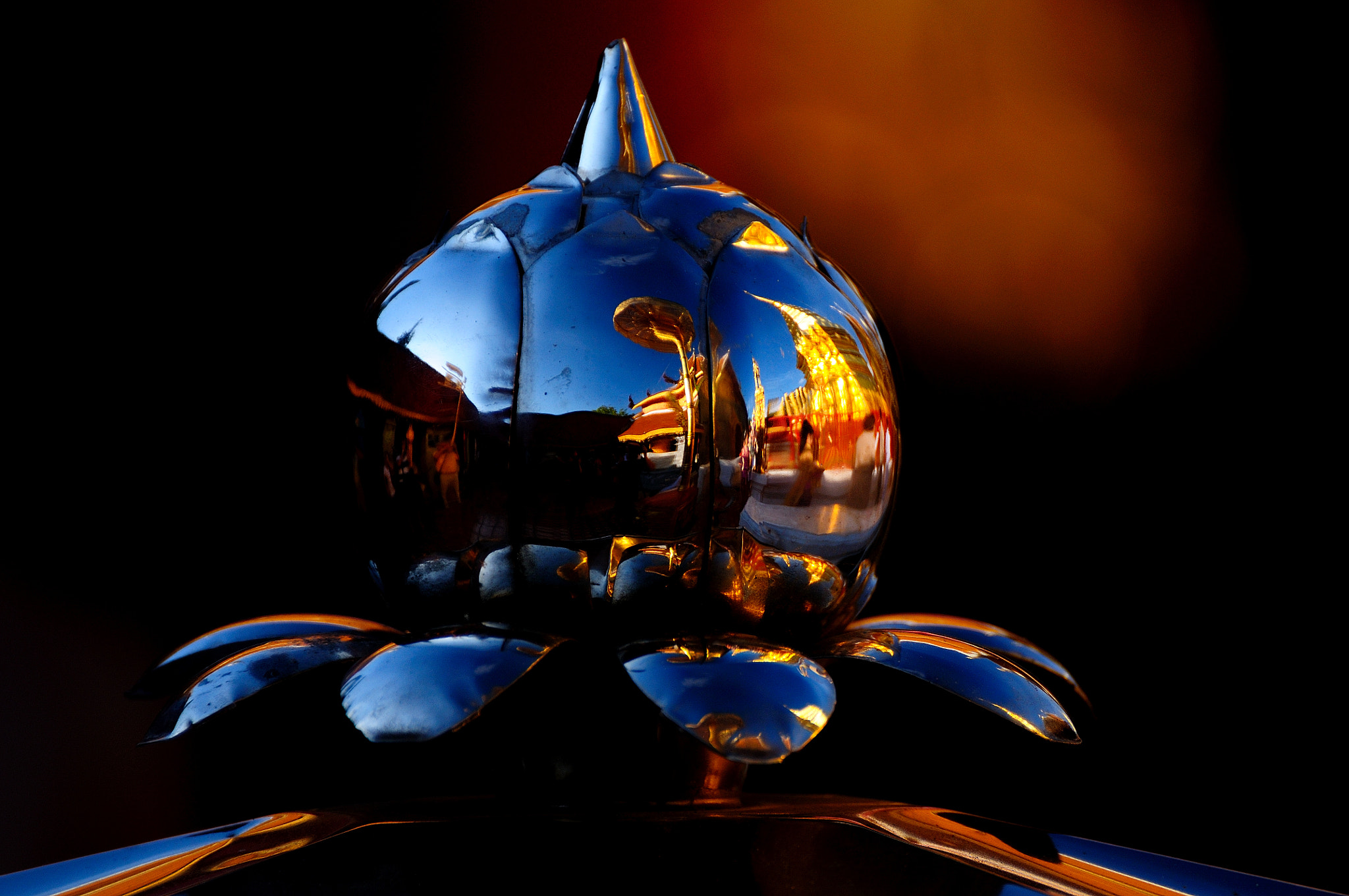 Photograph Metallic Reflection by Photos of Thailand .... on 500px