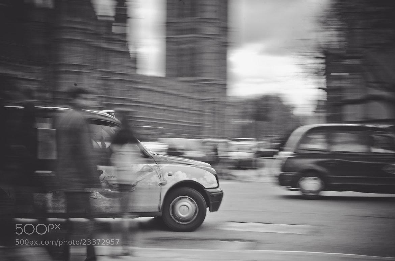 Photograph LondonTraffic by Patrick Lipke on 500px