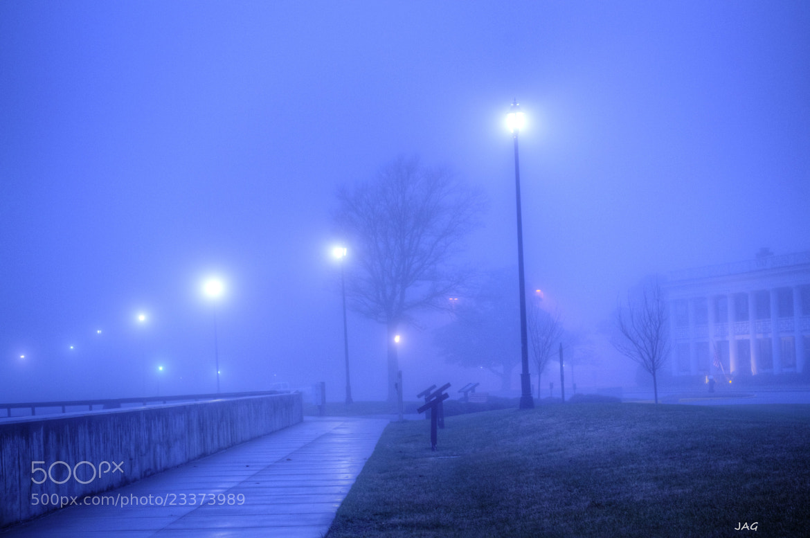 Photograph Into the Mist by James Gramm on 500px