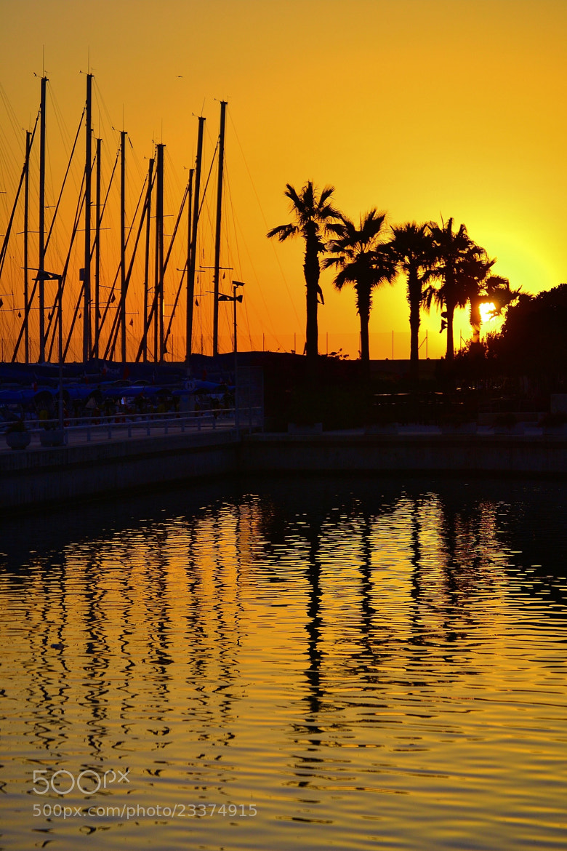 Photograph Sunset by Zeynep Ugurdag on 500px