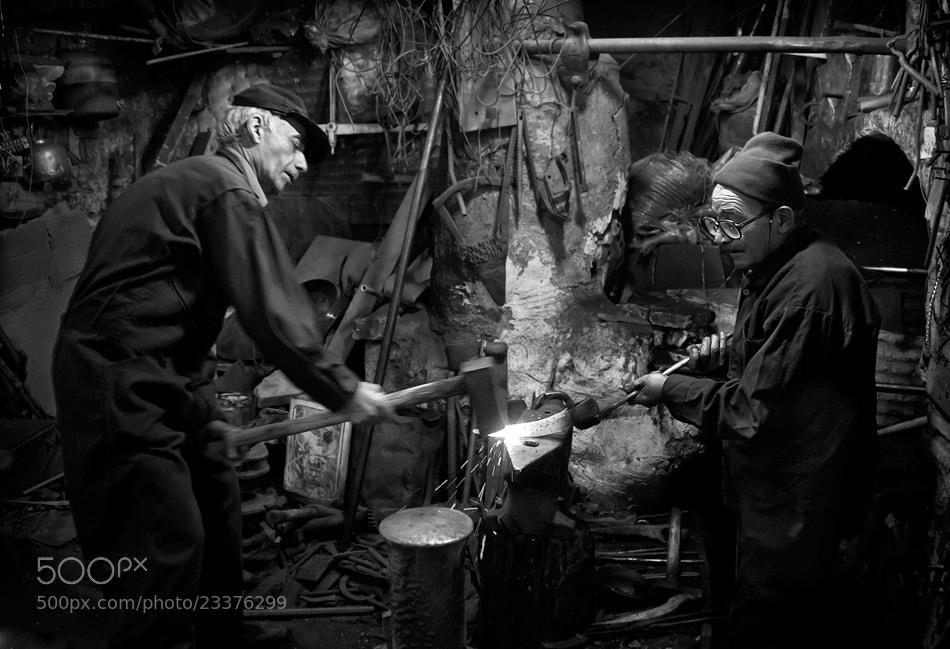 Photograph Hard work by Farshad Davari on 500px
