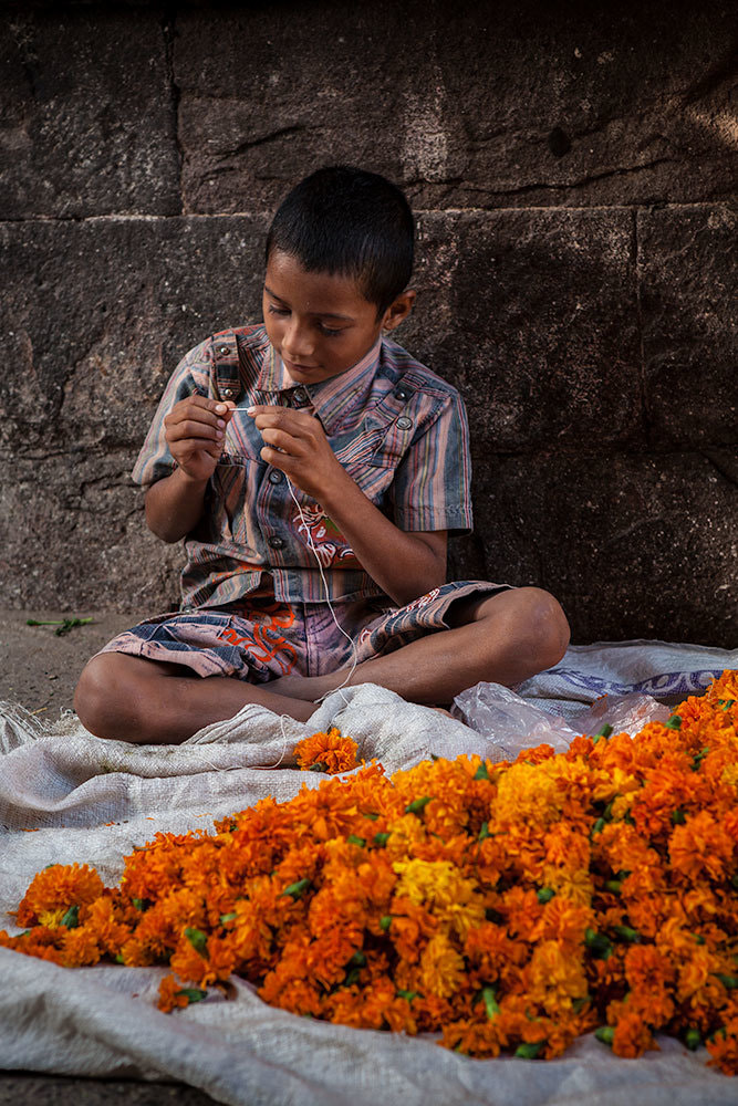 Photograph Flower Seller by Ali Alsumayin on 500px