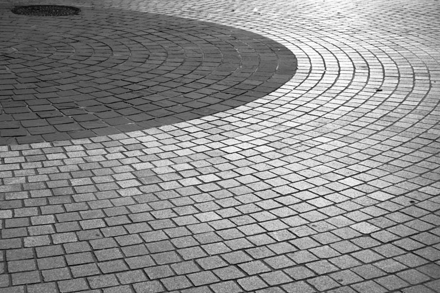 Les pavés (paving stones) de Christine Druesne sur 500px.com