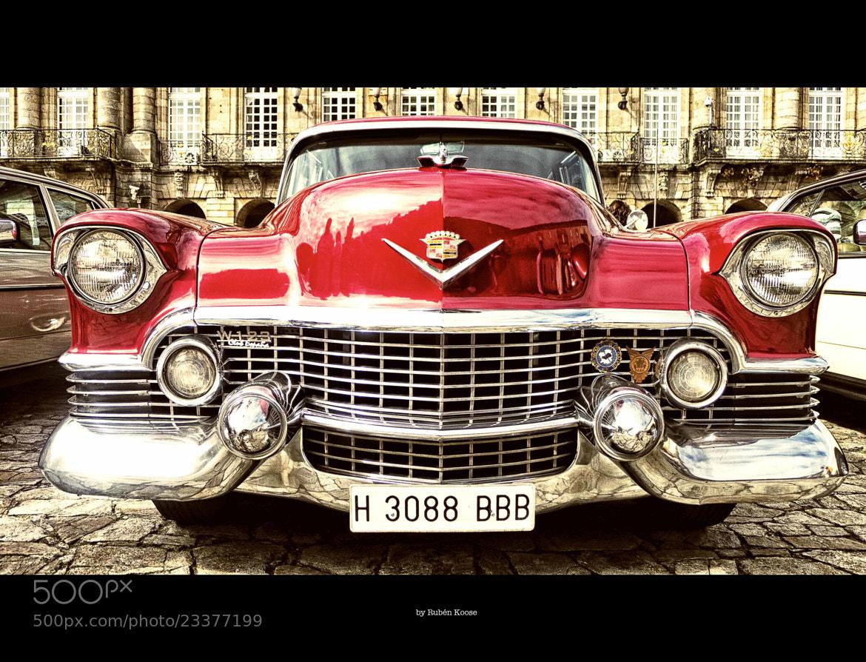 Photograph Classic Car by Rubén Koose Kuma on 500px