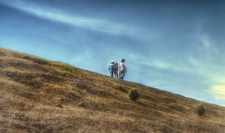 Photograph Downhill Sombreros by Erick Garcia Garcia on 500px