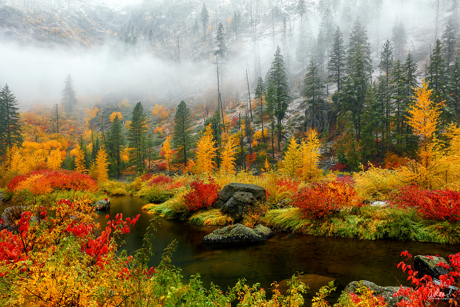 Shift Change by Aaron Reed on 500px.com