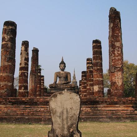 Sukhothai Historical Park - Tajlandia