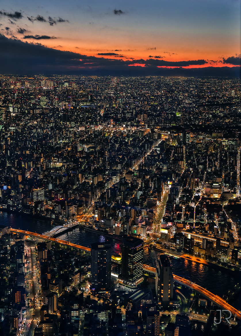 Photograph Tokyo Skytree by Justin Reiss on 500px