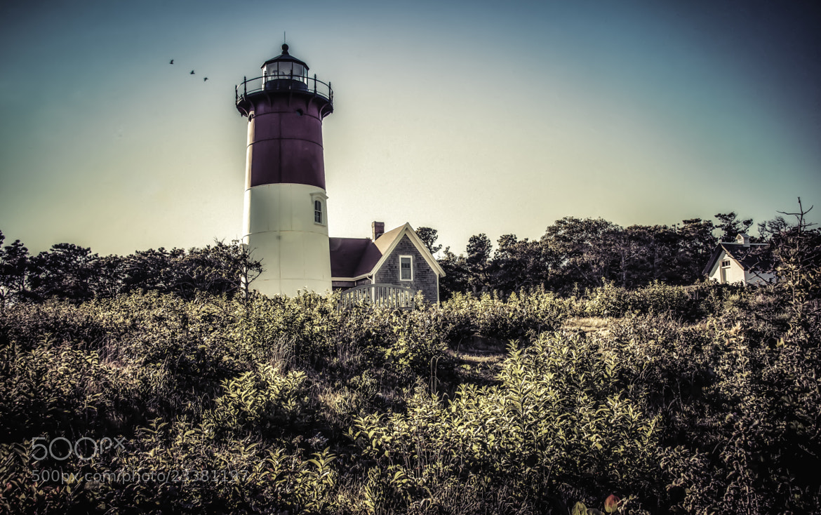 Photograph Nauset Light by Todd Leckie on 500px