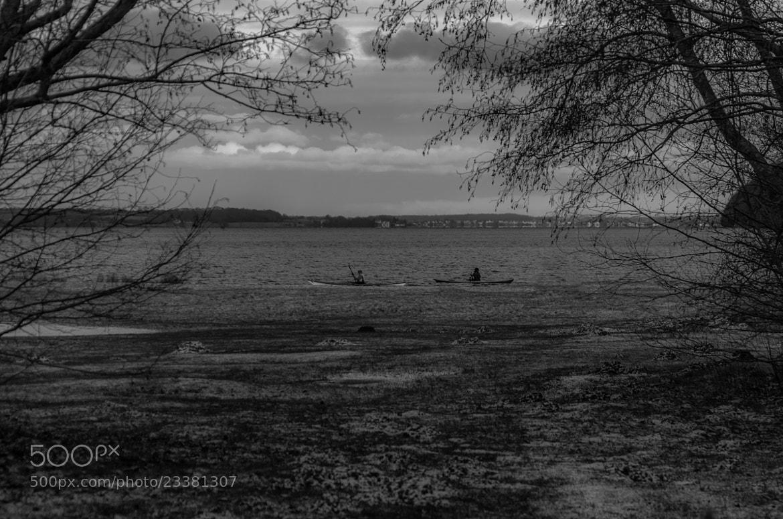 Photograph paddling by Matze Katze on 500px