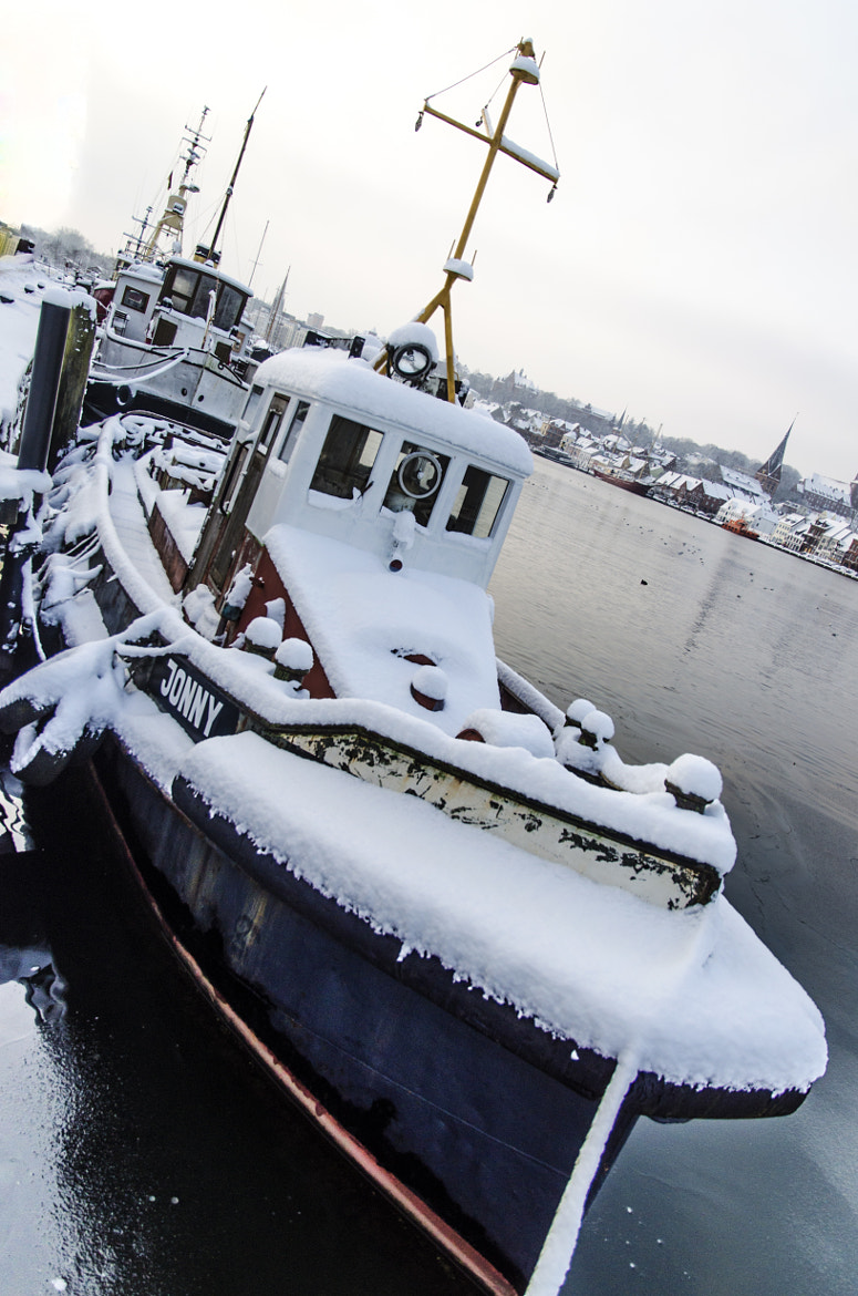 Photograph Snow ship by Matze Katze on 500px