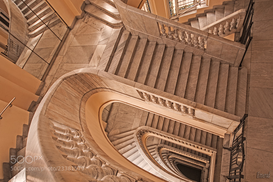 Photograph Stairs by Emilio Cabida on 500px