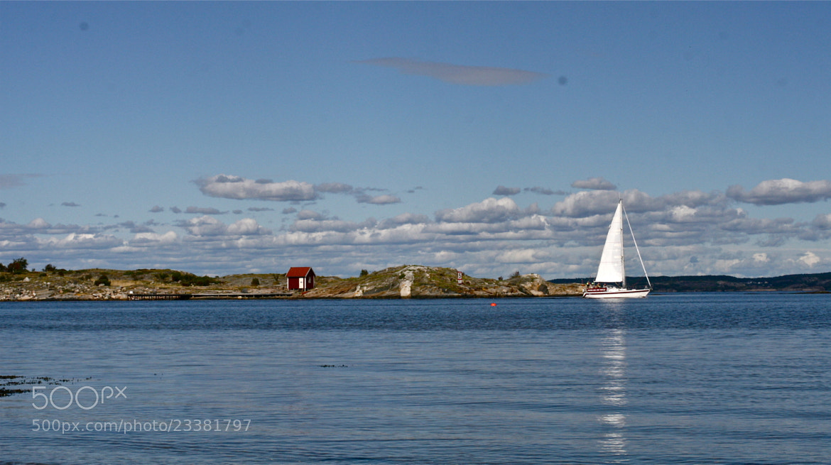 Photograph Slow calm peace by majawesterlund on 500px