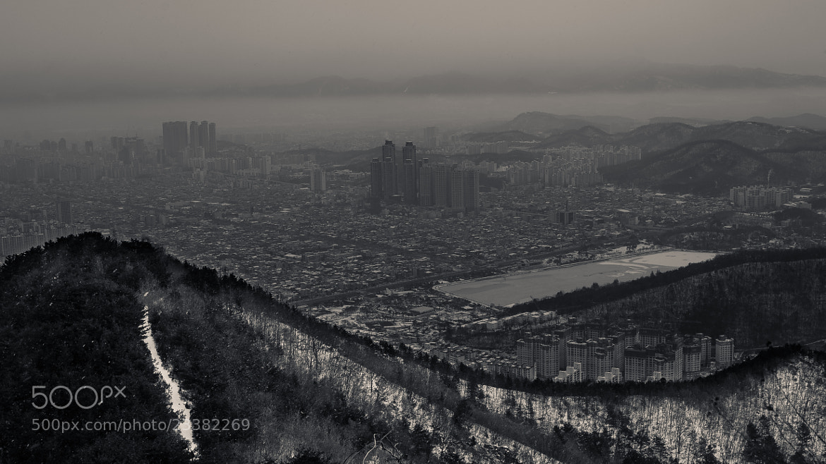 Photograph Daegu by Brad Tombers on 500px