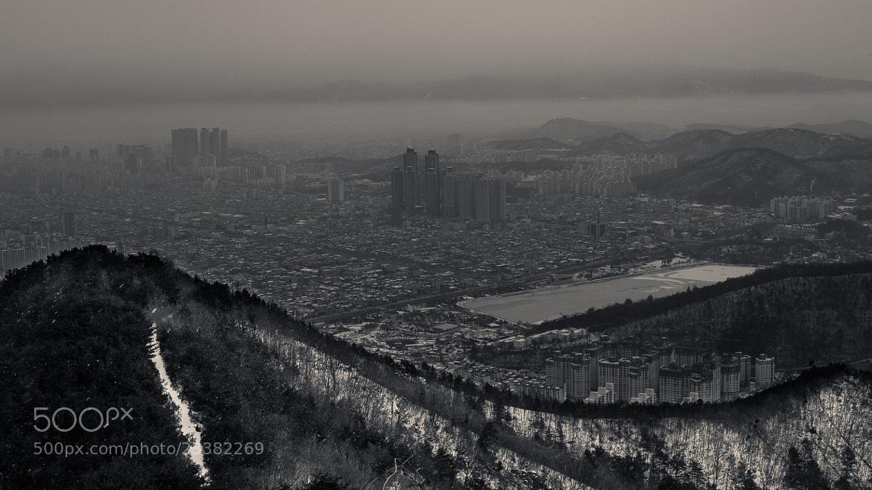 Photograph Daegu by Brad Tombers on 500px