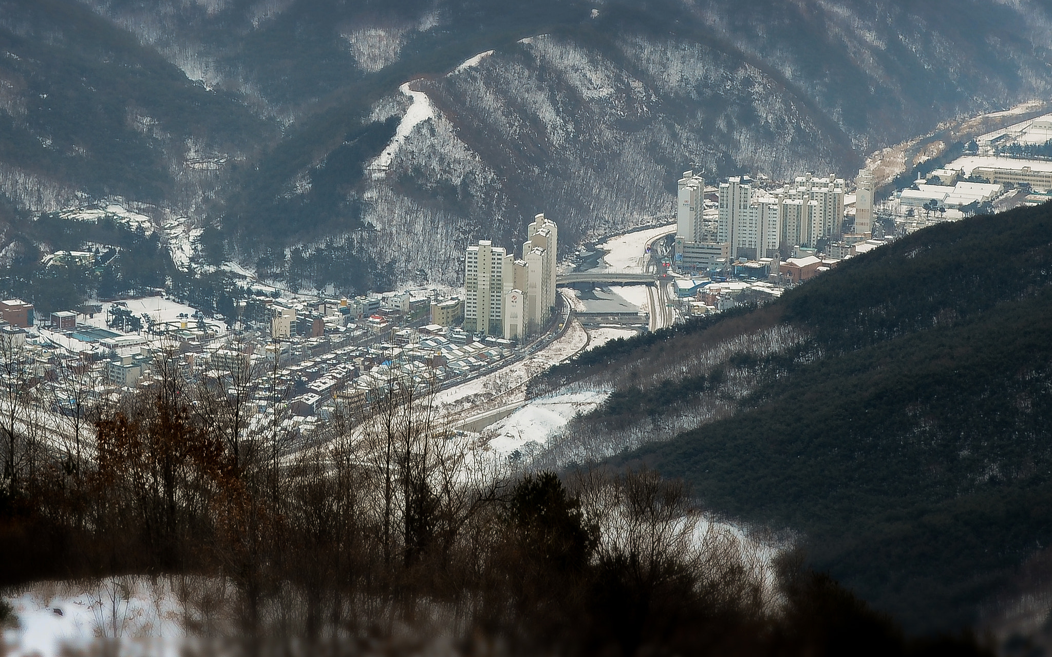 Photograph Tiny Daegu by Brad Tombers on 500px