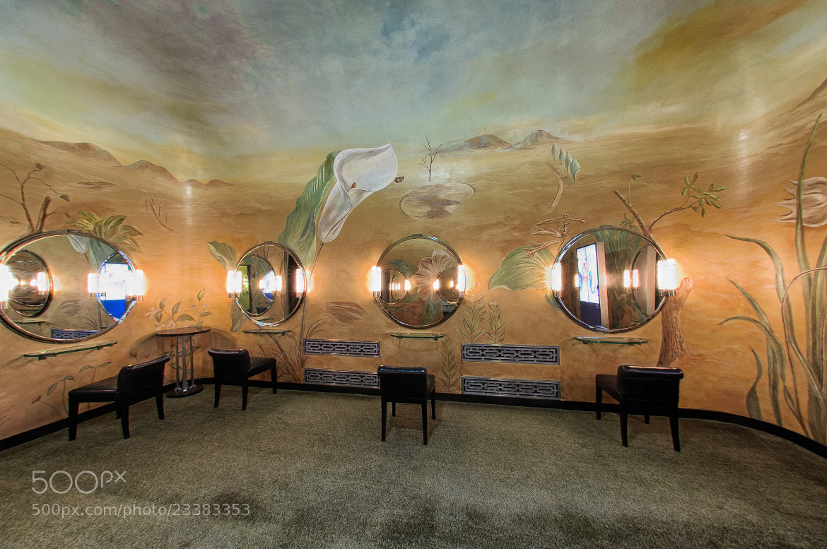 Photograph Ladies Lounge by roni chastain on 500px