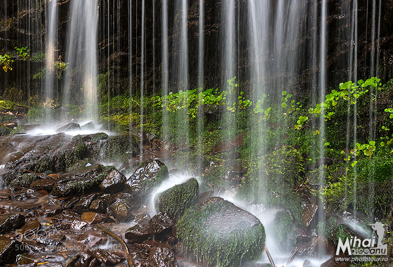 Photograph Barcode Waterfall by Mihai Moiceanu on 500px