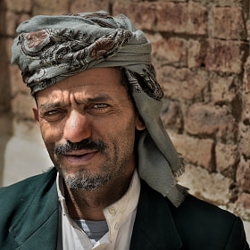 Yemeni Man by Csilla Zelko (csillogo11)) on 500px.com