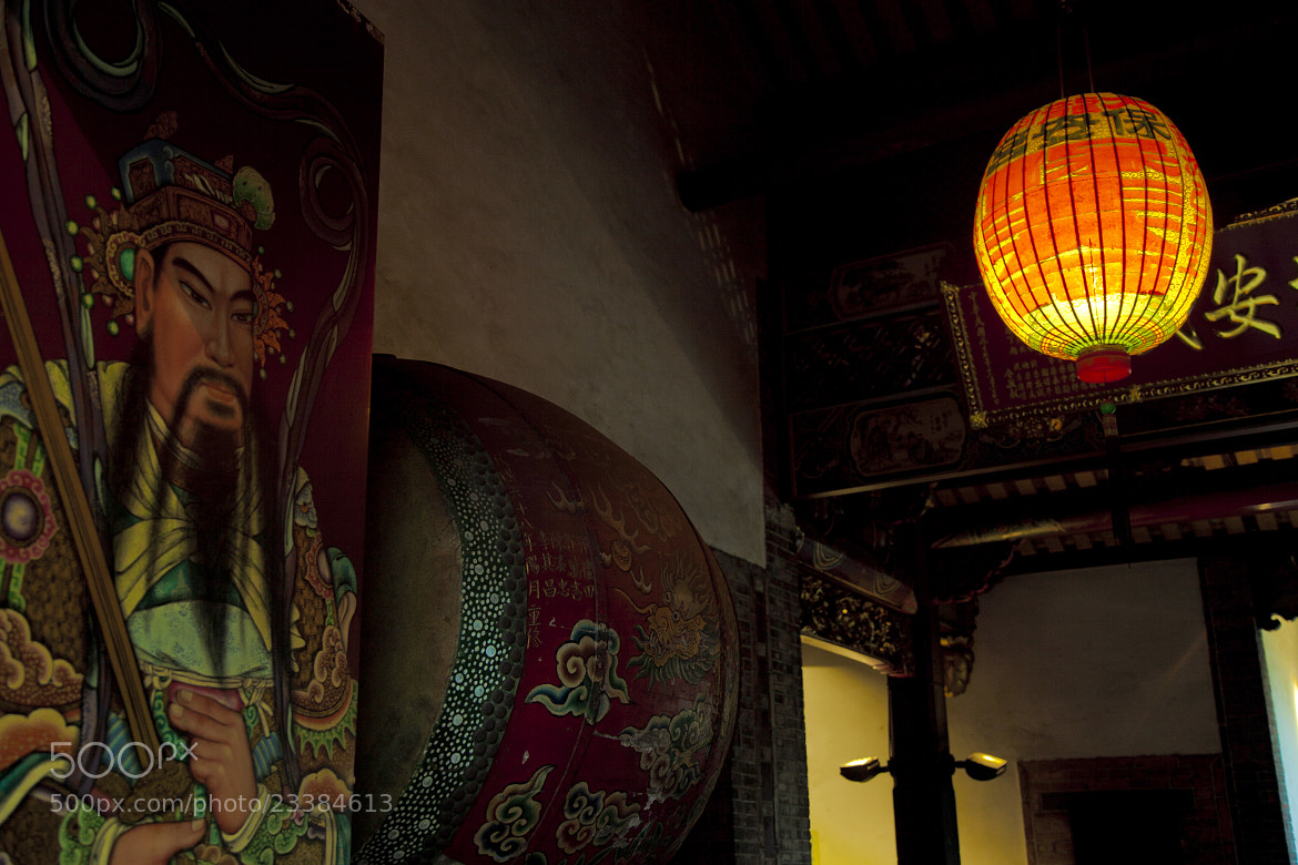 Photograph Temple by Hanson Mao on 500px