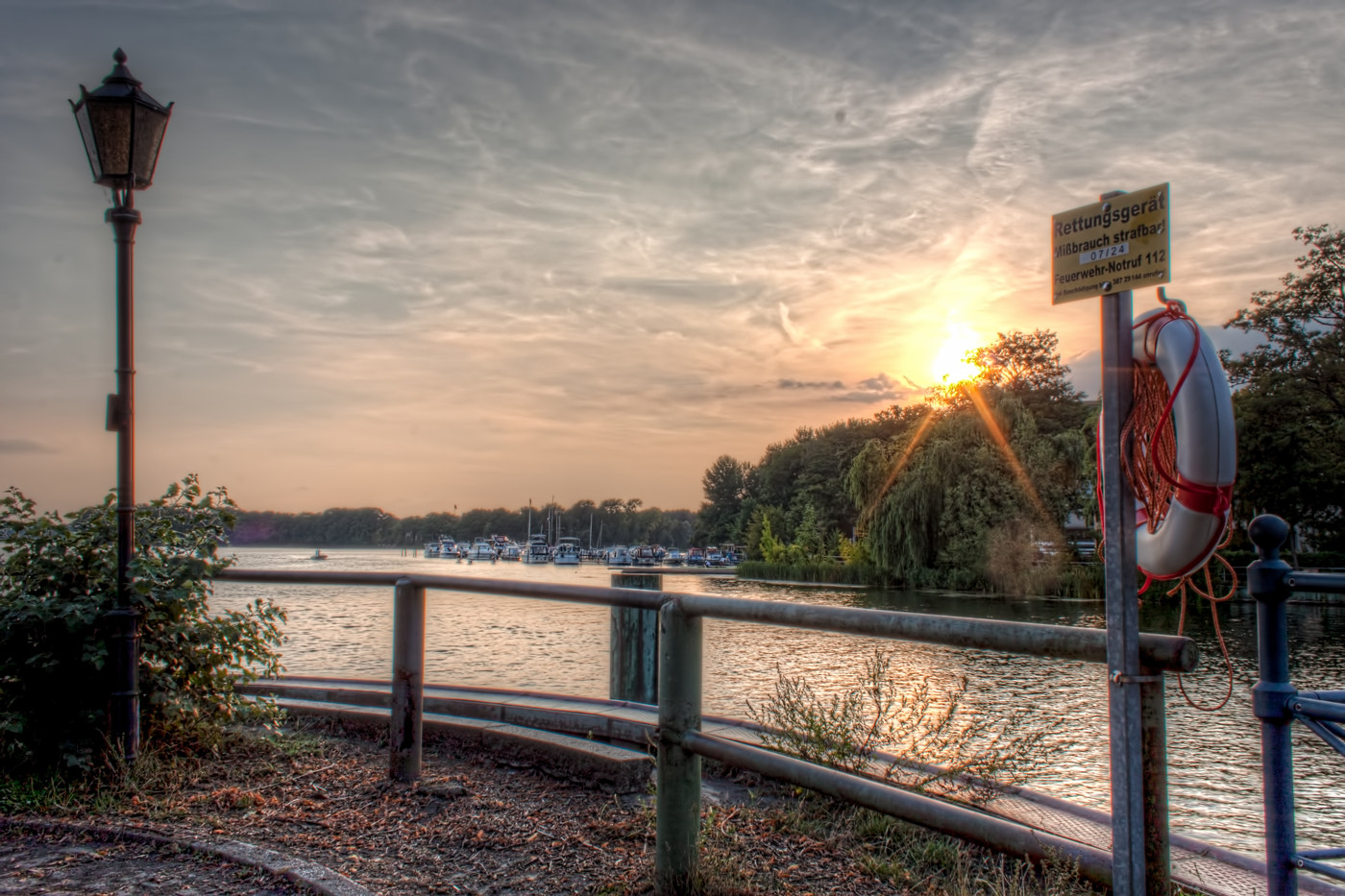 Photograph Evening in Tegel by Nico Trinkhaus on 500px