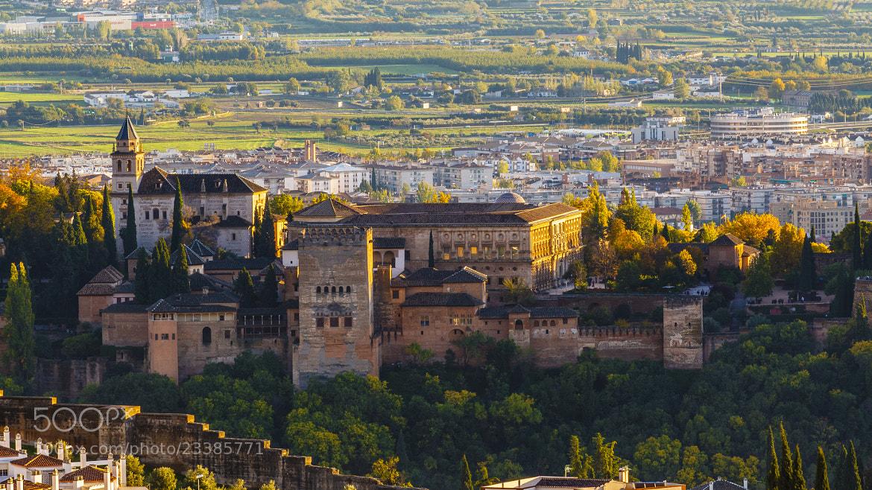 Photograph Alhambra de Granada by Jesús Ruiz on 500px