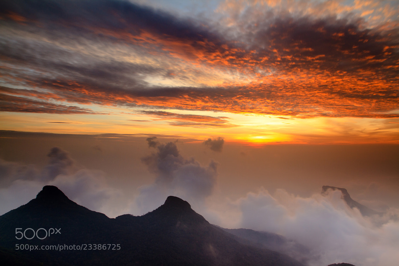 Photograph Sunset by Darshana Abraham on 500px