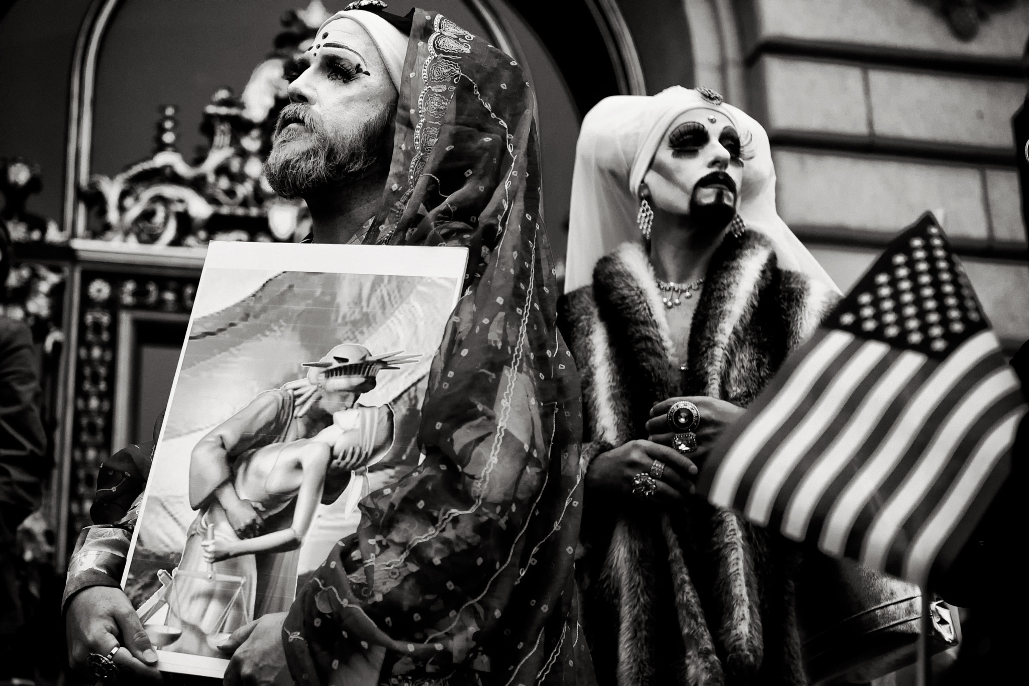 Photograph Sisters of Perpetual Indulgence by Daniel van Moll on 500px