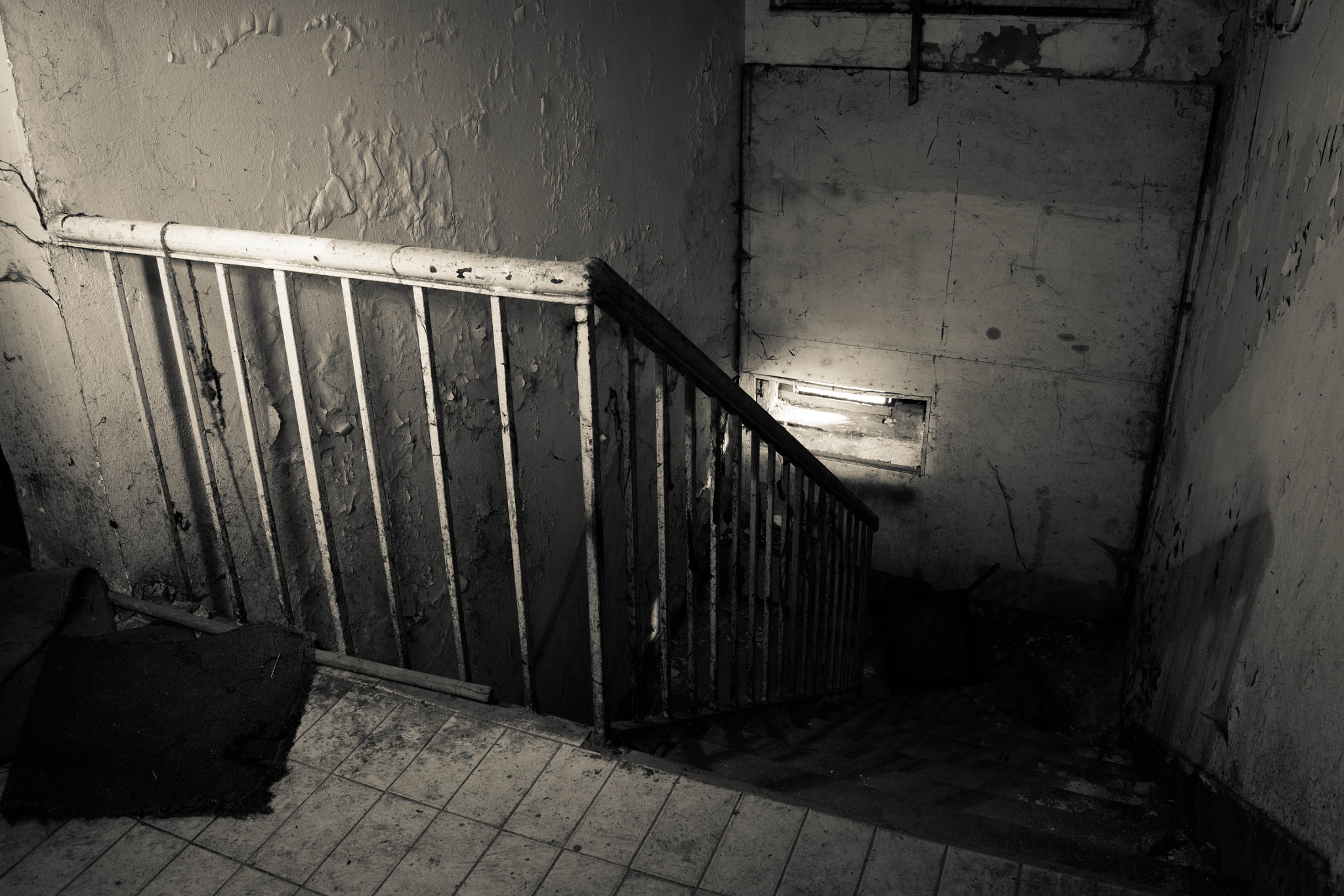 Photograph stairs to underworld by Milos Pesic on 500px
