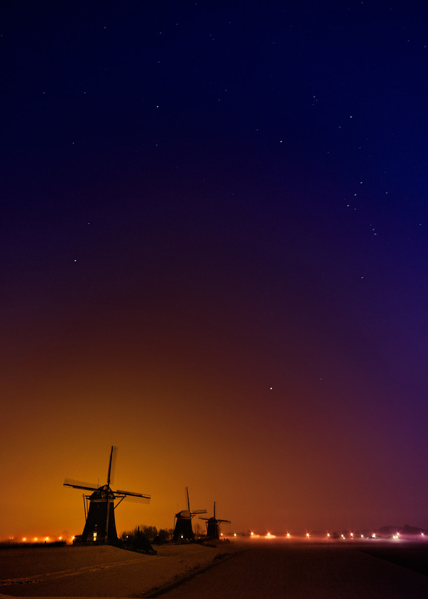 Photograph Orion over Wilsveen by Martijn van der Nat on 500px