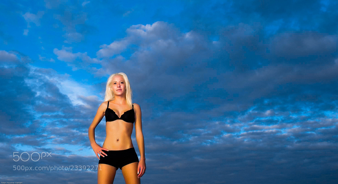 Photograph Jeanne by Peter Hausner Hansen on 500px